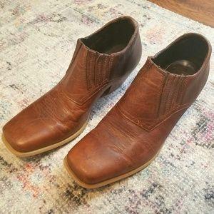 Durango Booties - SZ 6 1/2